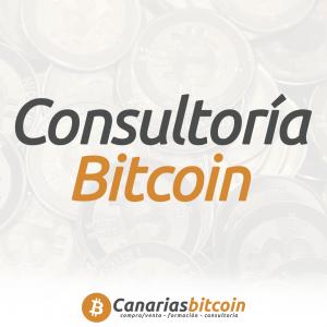 Consultor Bitcoin en Canarias. Consultoría online y presencial