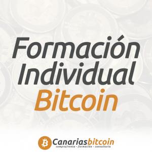 Formación individual sobre Bitcoin y Blockchain presencial u online