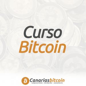 Curso de bitcoin presencial en Gran Canaria