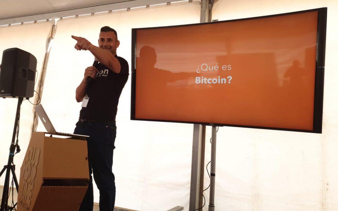 Charla básica sobre Bitcoin en Gran Canaria