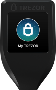 Comprar wallet hardware Trezor model one en España