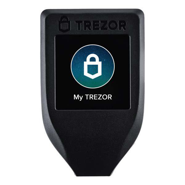 Comprar Trezor Model T en España