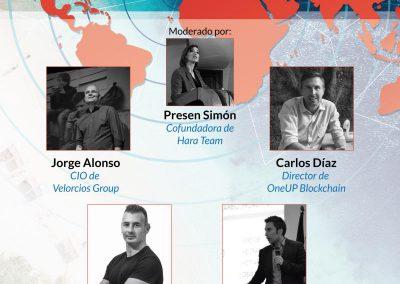 enrique hernandez nuez ponente evento blockchain y bitcoin en canarias