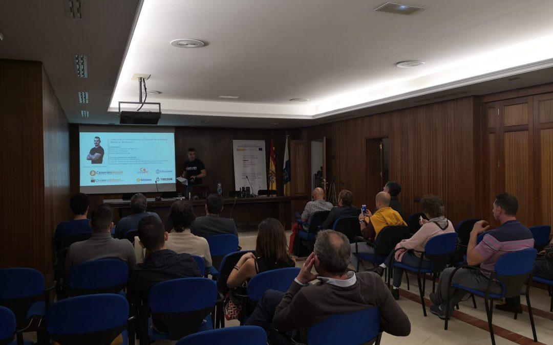 Seminario: «Bitcoin y blockchain:el inicio de una revolución tecnológica y económica.»